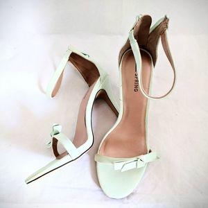 SPRING stiletto sandals